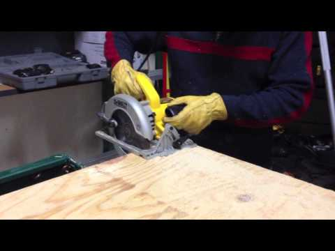 We compare the DeWalt Precision Framing Blade to the competition
