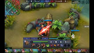 mobile legends roger dog very hungry kill