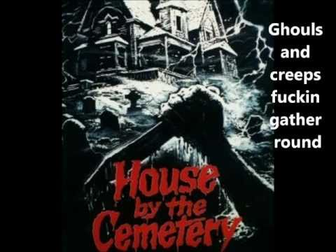 Wednesday 13 - House By The Cemetary