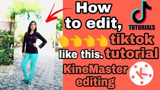 Tiktok tutorial   Out from photo editing   kinemaster editing tutorial   tiktok trand   tiktok