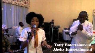 Damilola Falade of Yatty Entertainment In boston