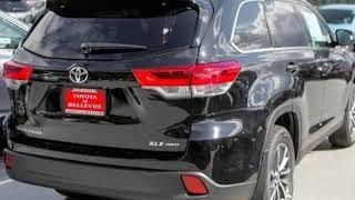 New 2019 Toyota Highlander Bellevue WA Seattle, WA #92070