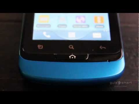 Review ALCATEL ONE TOUCH 918 MIX