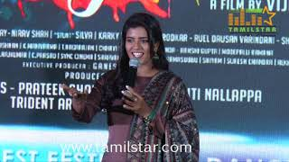Lakshmi Movie Press Meet | Prabhu Deva | Aishwarya rajesh