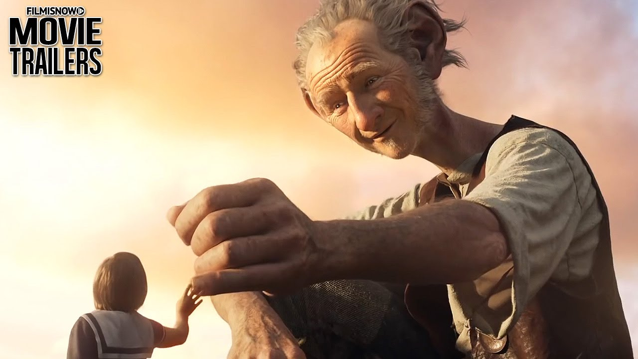 Disney's THE BFG - take a journey to Giant Country, all you need is a leap of faith