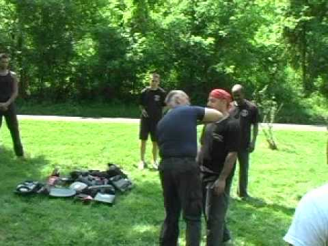 Bando Elbow Training Part 4,  ICSA Camp,   May 2011 Image 1