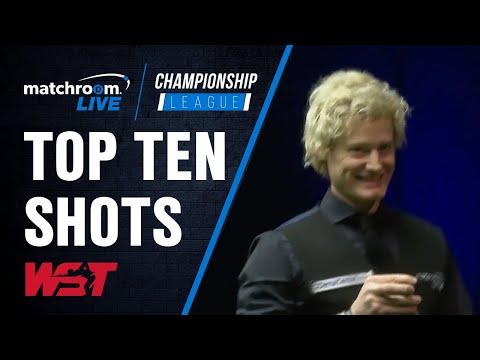 TOP TEN SHOTS   Matchroom.Live Championship League