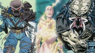 FEMALE YAUTJA BIG MOMMA EXPLAINED - CARYN DELACROIX - ASH PARNALL - DEADLIEST OF THE SPECIES