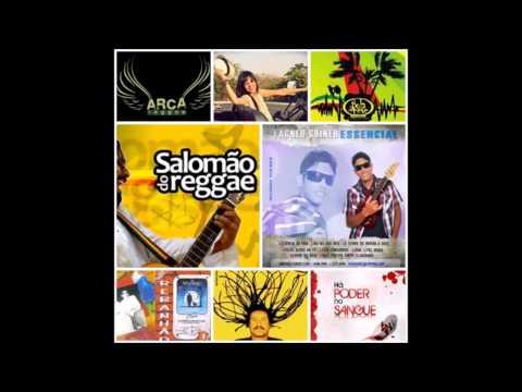 50 Minutos Dos Melhores Reggae Gospel Do Brasil video