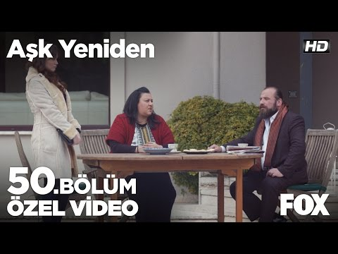 Ayfer ve Haydar'a Türkan sürprizi! Aşk Yeniden 50. Bölüm