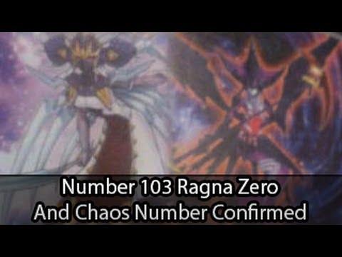 Number Zero Origin Yugioh Number 103 Ragna Zero