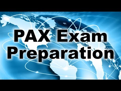 PAX-RN Test Prep - PAX-RN Study Guide (2019)