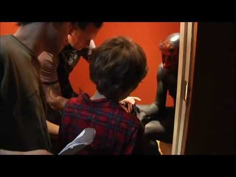 Insidious - Behind The Scenes video