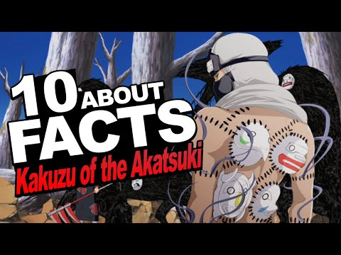 10 Facts About Kakuzu of the Akatsuki You Should Know!!! w/ ShinoBeenTrill thumbnail