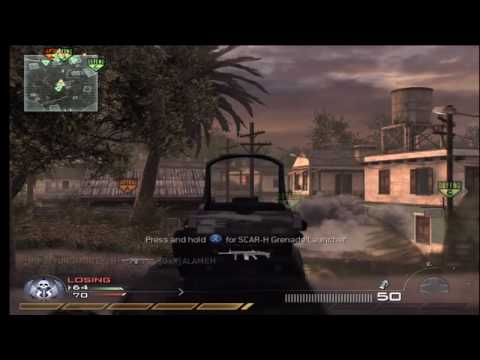 MW2: ACR Nuke on Rundown (Commentated) Video