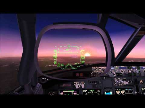 PMDG 737NGX Climb & Cruise Review and Tutorial Part Five HD