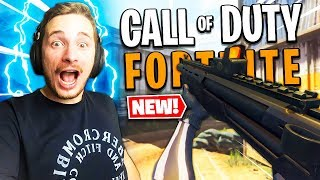 "Mode "" MME "" de call of duty sur Fortnite Battle Royale !"