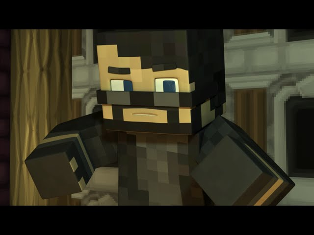 SECRET AGENT SPARKLEZ (Minecraft Animation)