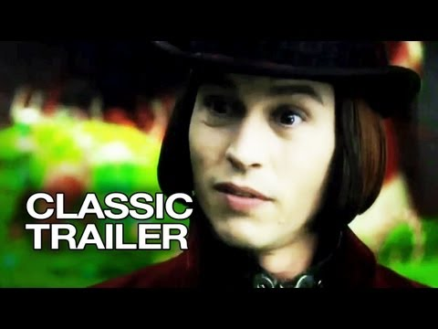 Charlie And The Chocolate Factory (2005) Official Trailer #1 - Johnny Depp Movie Hd video