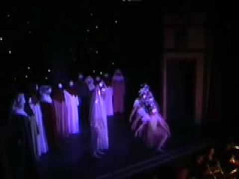 THE MERRY WIVES OF WINDSOR - Titania and Oberon Video