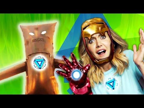 Real life Iron Man is Terrible (Nerdist News w/ Jessica Chobot)