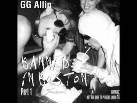 Gg Allin - A Fuckup