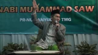 Pengajian kocak KH Ahmad Said Asrori di Temanggung