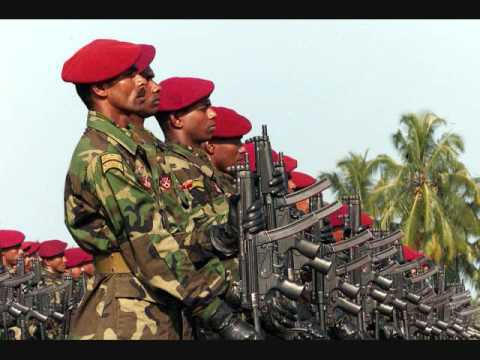 Sri Lankan Army Song video