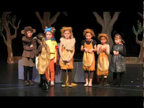 Kids On Stage Fall Winter Play Festival Hakuna Matata