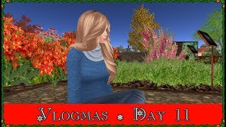 Vlogmas Day 11! Healthinfo Island! (Second Life)