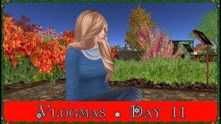 Vlogmas Day 11! Healthinfo Island! (Second Life)