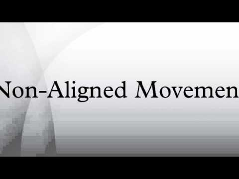 Non Aligned Movement Logo Non-aligned Movement