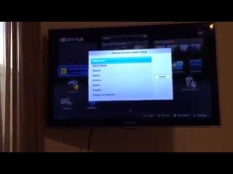 how to download netflix on samsung smart tv