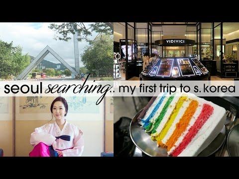 TRAVEL VLOG | Rae Visits S. Korea!