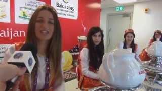 Baku 2015 - Le domande del...Caspio