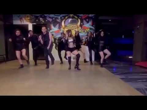 Gaby Asturias bailando xchallenge nicky jam , jbalvin en pedacito hehehehe 😍