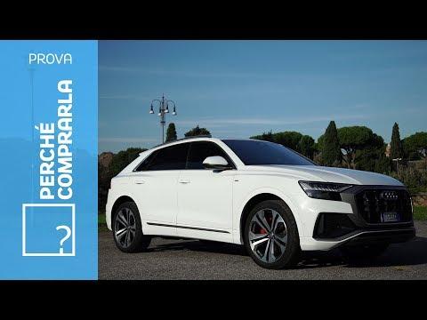 Audi Q8  Perché comprarla e perché no