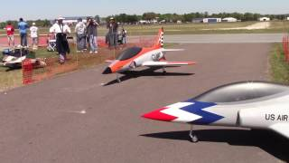 RC Plane Jets Takeoff and Landings Florida Jets 2017 2