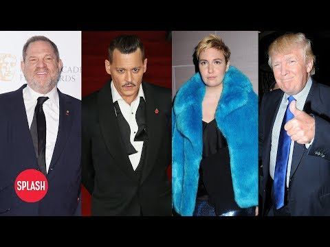 Our Top Celebrity Turkeys of 2017 | Daily Celebrity News | Splash TV