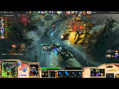 TongFu vs DG, I League Season 3, game 2