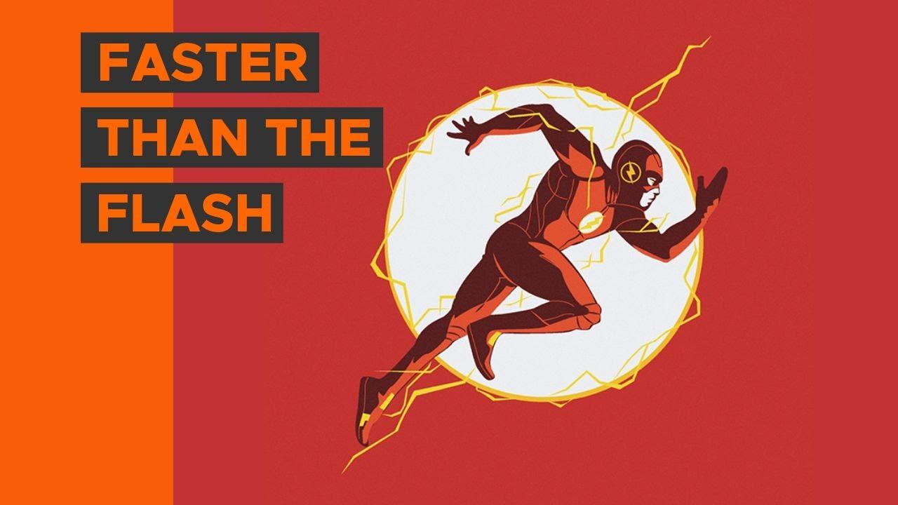 BYN  Faster than the Flash Flash