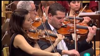 Pachelbel Canon En Re Mayor Rtve Adrian Leaper Orquesta Sinfonica Navidad 2008