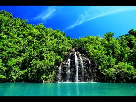 The 50 Most Beautiful Waterfalls In The World Youtube