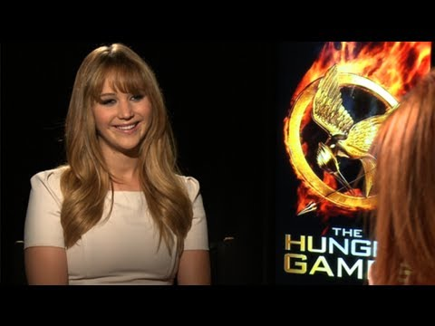 Jennifer Lawrence on Her Kissing Skills and the Pressure of Playing Katniss