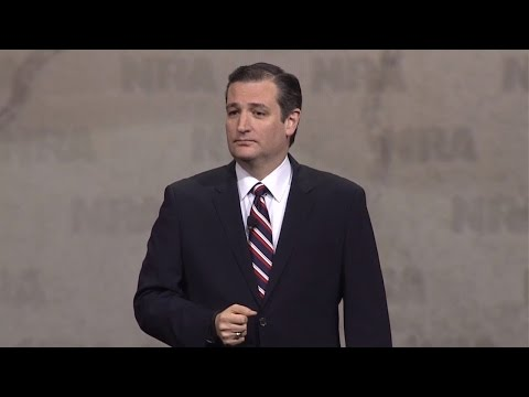 Ted Cruz: 2015 NRA-ILA Leadership Forum