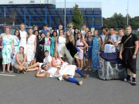 King George High School class of 2013 tribute vid