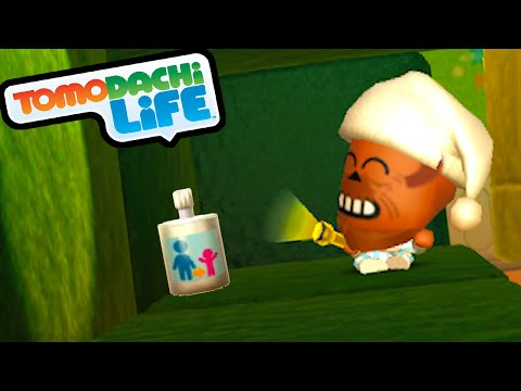 Tomodachi Life 3DS Lil Freddy's Kid-O-Matic, Samus' Birthday Gameplay Walkthrough PART 57 Nintendo