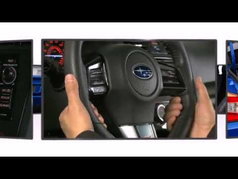 2015 Subaru WRX STI Video