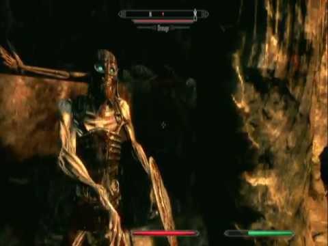 Lets Fist: Skyrim! Fisting Bleak Falls Barrow. video