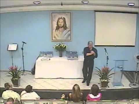 Palestra - Grupo Espírita Esperança - Antonio Demarchi - 18 de janeiro de 2012